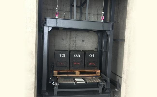 1.5 ton Pallet-Drum Lift