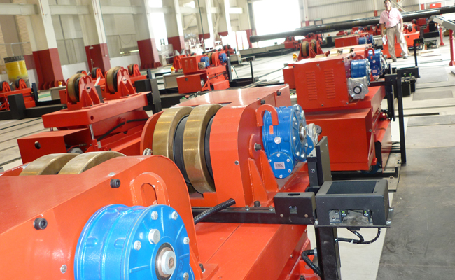 Pipes Transfer Conveyors